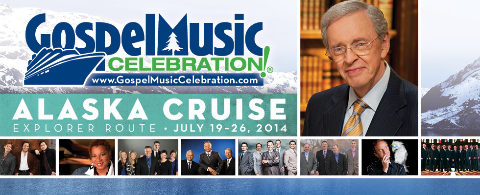 Gospel Music Celebration Alaska Cruise