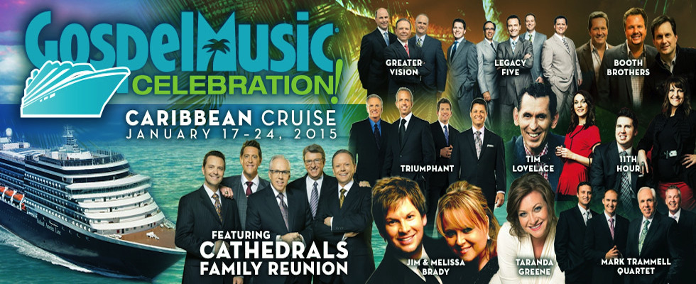 Gospel Music Celebration Cruise-Caribbean Cruise 2015