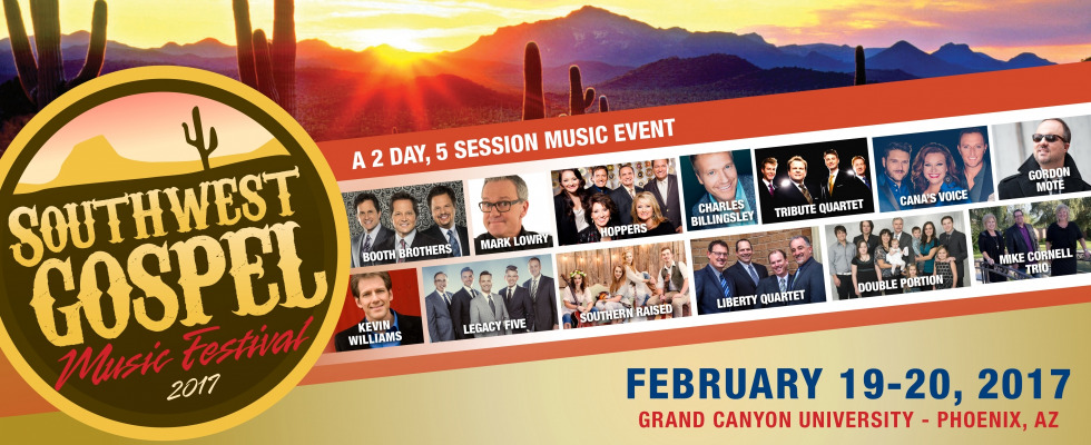 2017 Southwest Gospel Music Festival