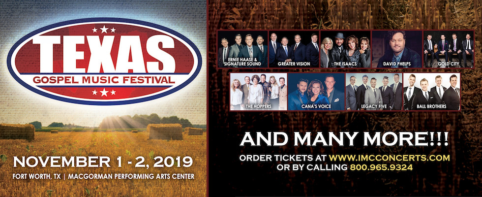 Texas Gospel Music Festival 2019 | Gospel Events | Gospel