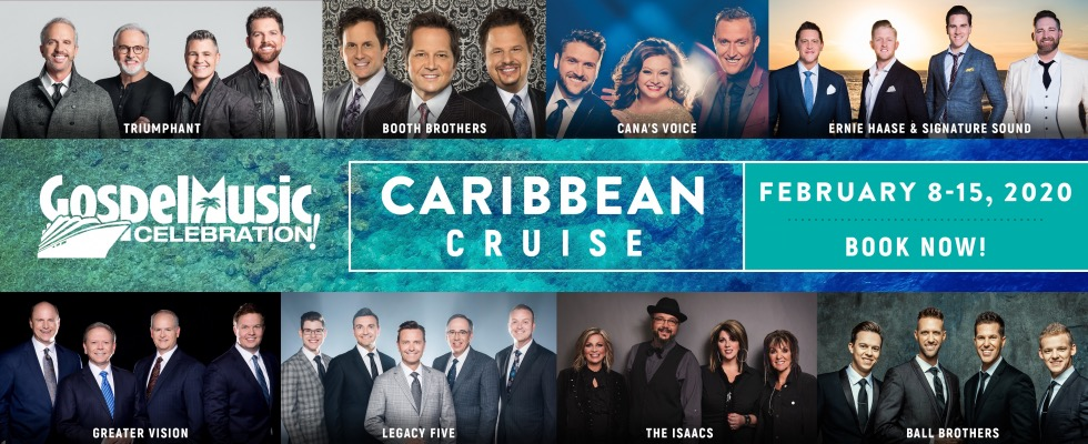 GOSPEL MUSIC CELEBRATION - 7 DAY EASTERN CARIBBEAN CRUISE 2020