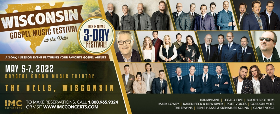 Wisconsin Gospel Music Festival 2022